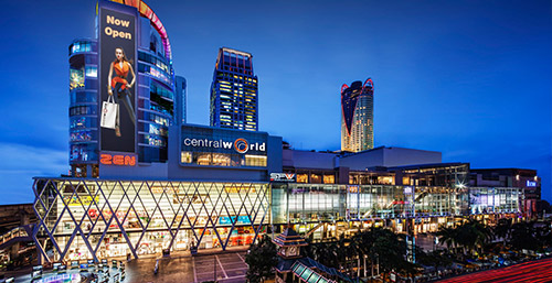 Central World Plaza (Walk 10 Minute)