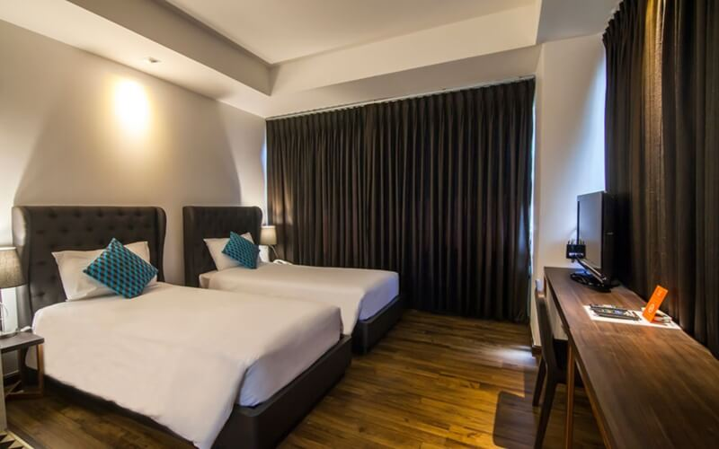 Firsthouse Bkk : Premier Room Twin