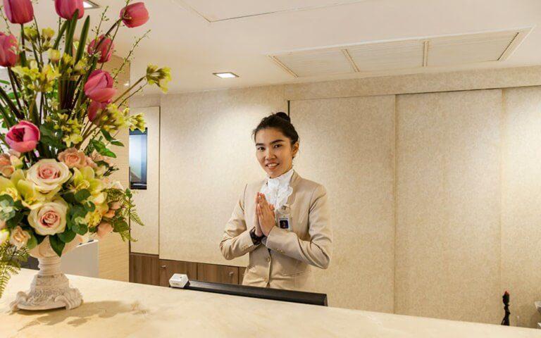 First House Bangkok : Lobby